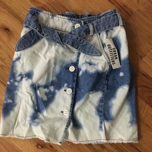Urban Outfitters Jean Skirt NWT